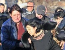"""""""ფირცხალავას ცოლის ადგილას მკვლელი ქმრის დაკავება გამიხარდებოდა"""" - ინტერვიუ ვაზაგაშვილის ქვრივთან"""