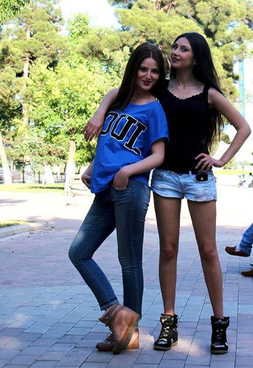 ქართველი ლამაზი გოგოები