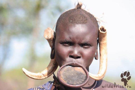 აფრიკული  სილამაზე