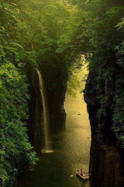ტიკატიკოს  ხეობა,იაპონია