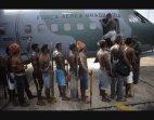 """პირველი ავიარეისი და მისი მგზავრები ინდოეთის ქალაქ """"მუნდურუკუ""""-დან  ბრაზილიამდე"""