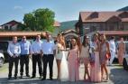 ნინი ბადურაშვილის დის, ანასტასიას ქორწილი