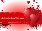 ლამაზ და სიყვარულით აღსავსე დღეს გისურვებთ