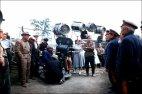 ფოტოები გადასაღები მოედნის ცნობილი საბჭოთა ფილმებიდან 041