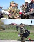 მართლაც რომ ულამაზესია უკრაინის სადესანტო ჯარების პრესსპიკერი გოგონა.