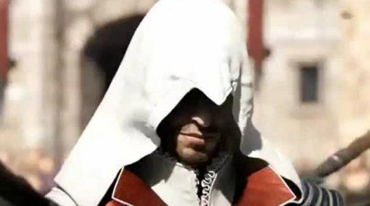 """Assassins Creed Brotherhood""- ის ოფიციალური თრეილერი"