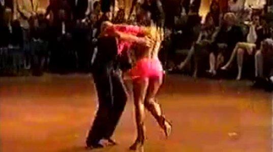 გოჩა ჩერტკოევის ცეკვა