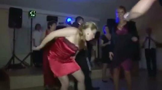 როგორ არ უნდა იცეკვო ქორწილში