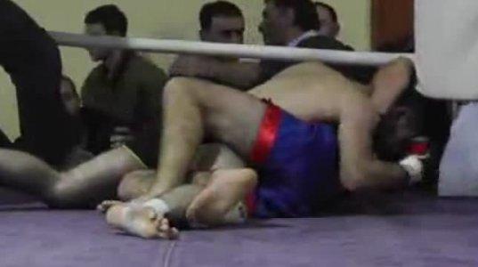 ზეზვა ქერაშვილი MMA