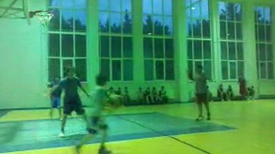 ჩემი კალათბურთის თამაში