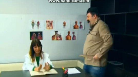 კახელის ვიზიტი ექიმთან- (2 ნაწილი)