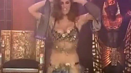 არაბული ცეკვა