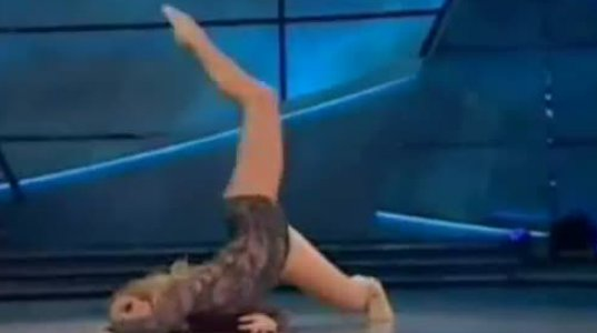 ულამაზესი ცეკვა + მაგარი ქალი