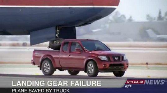 Nissan Frontier Landing Gear