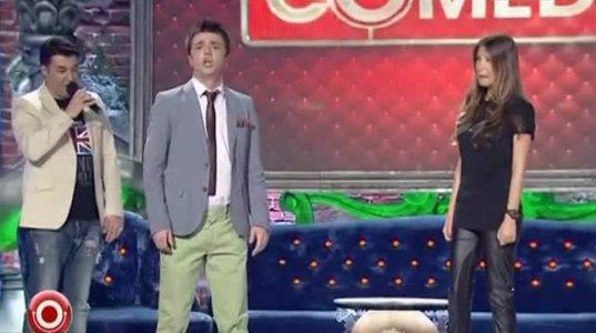 """""""თბილისის აეროპორტი"""" რუსულ ''Comedy Club''-ში"""