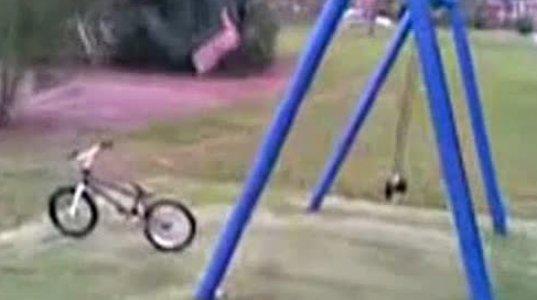 საქანელადან ველოსიპედზე