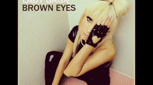 Lady Gaga Brown Eyes Audio