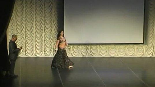 ნინო მუჩაიძე-მსოფლიოს და ევროპის ჩემპიონი აზიურ ცეკვაში.